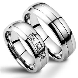 NSS1003 Dámský snubní prsten