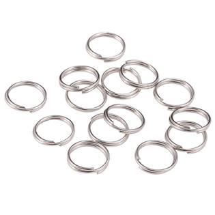 Šperky4U Ocelový kroužek na psí známku - PZX000-15