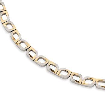 Titanový náhrdelník Boccia 08009-02