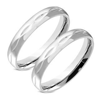 OPR0106 ocelový snubní prsten