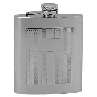 Ocelová kapesní lahev - placatka 180ml 97037