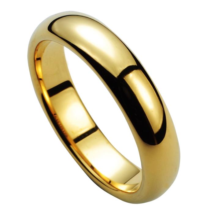 Pánsky wolfrámový prsteň, šírka 6 mm