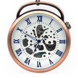 Šperky4U Mechanické kapesní hodinky - cibule - KH0072