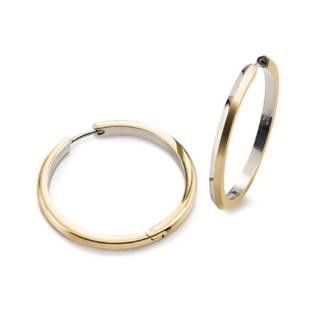 BOCCIA® Titanové náušnice kruhy 0571-02 - 0571-02