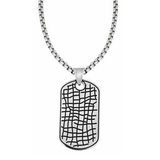 ZIPPO ocelový náhrdelník s přívěškem