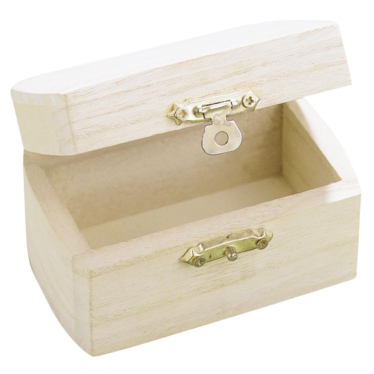 Malá drevená krabička