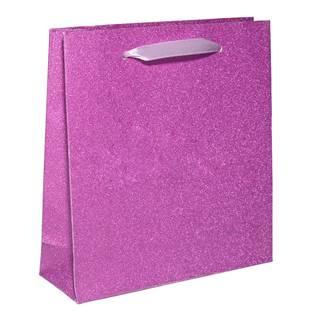 Šperky4U Papírová dárková taška růžová - KR1024-PK