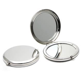 Kosmetické zrcátko kulaté 65 mm, lesklý povrch