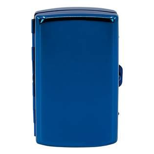 Modrá tabatěrka - pouzdro na cigarety