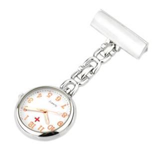 Připínací hodinky pro zdravotníky