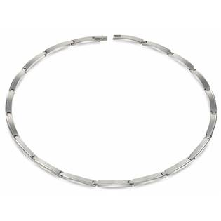 Titanový náhrdelník Boccia 08028-01