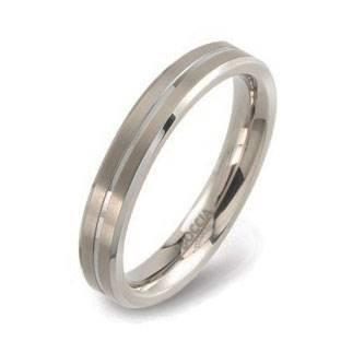 0148-01 Pánský snubní prsten BOCCIA®