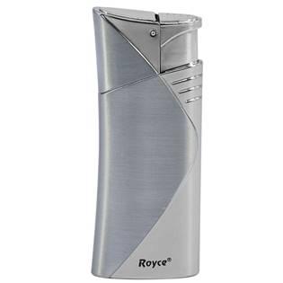 Tryskový plynový zapalovač Royce v dárkové krabičce