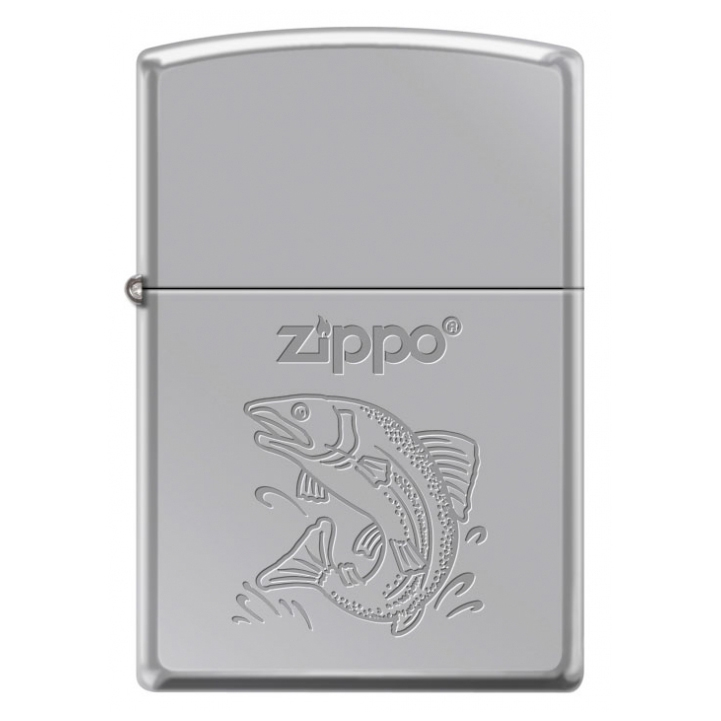 ZIPPO zapalovač Zippo Zippo Fish 22102