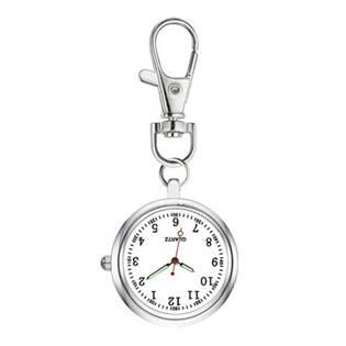 KH2013 Kapesní hodinky s karabinou