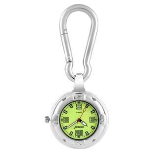 KH2014 Velké kapesní hodinky s karabinou
