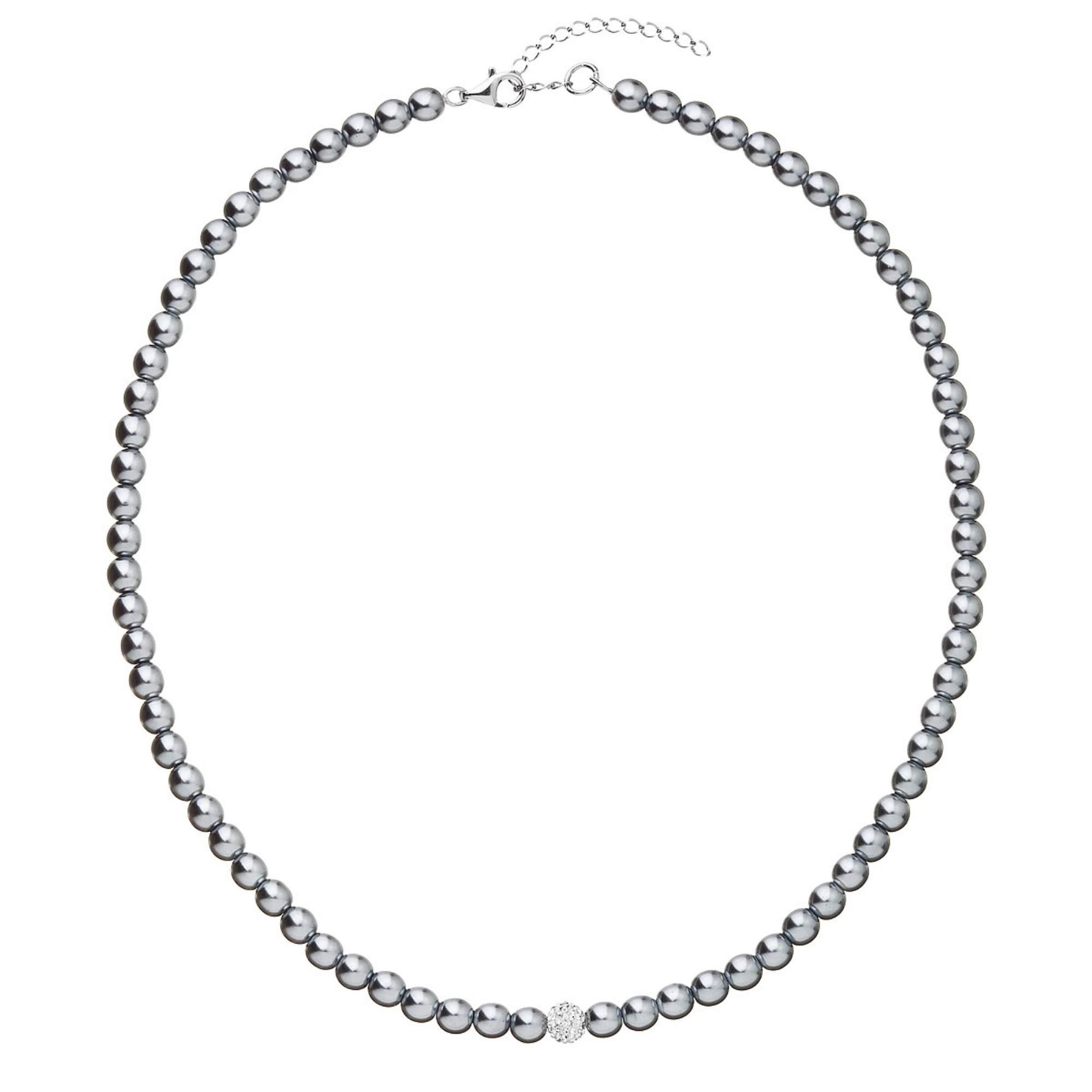 Perlový náhrdelník s Preciosa perličkami EG4275
