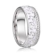 AN1037 Dámský snubní prsten stříbro AG 925/1000