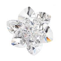Brož s kamínky Crystals From Swarovski® Crystal
