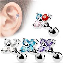 Cartilage piercing do ucha kytička