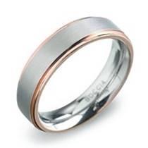 Dámský titanový snubní prsten 0134-03
