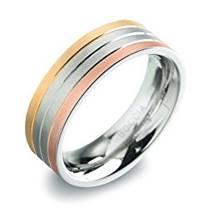Dámský titanový snubní prsten BOCCIA® 0135-03