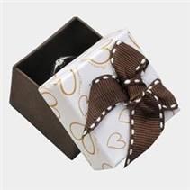 Dárková krabička sa na prsten
