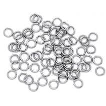 komponenty - ocelový kroužek 1,0x6 mm