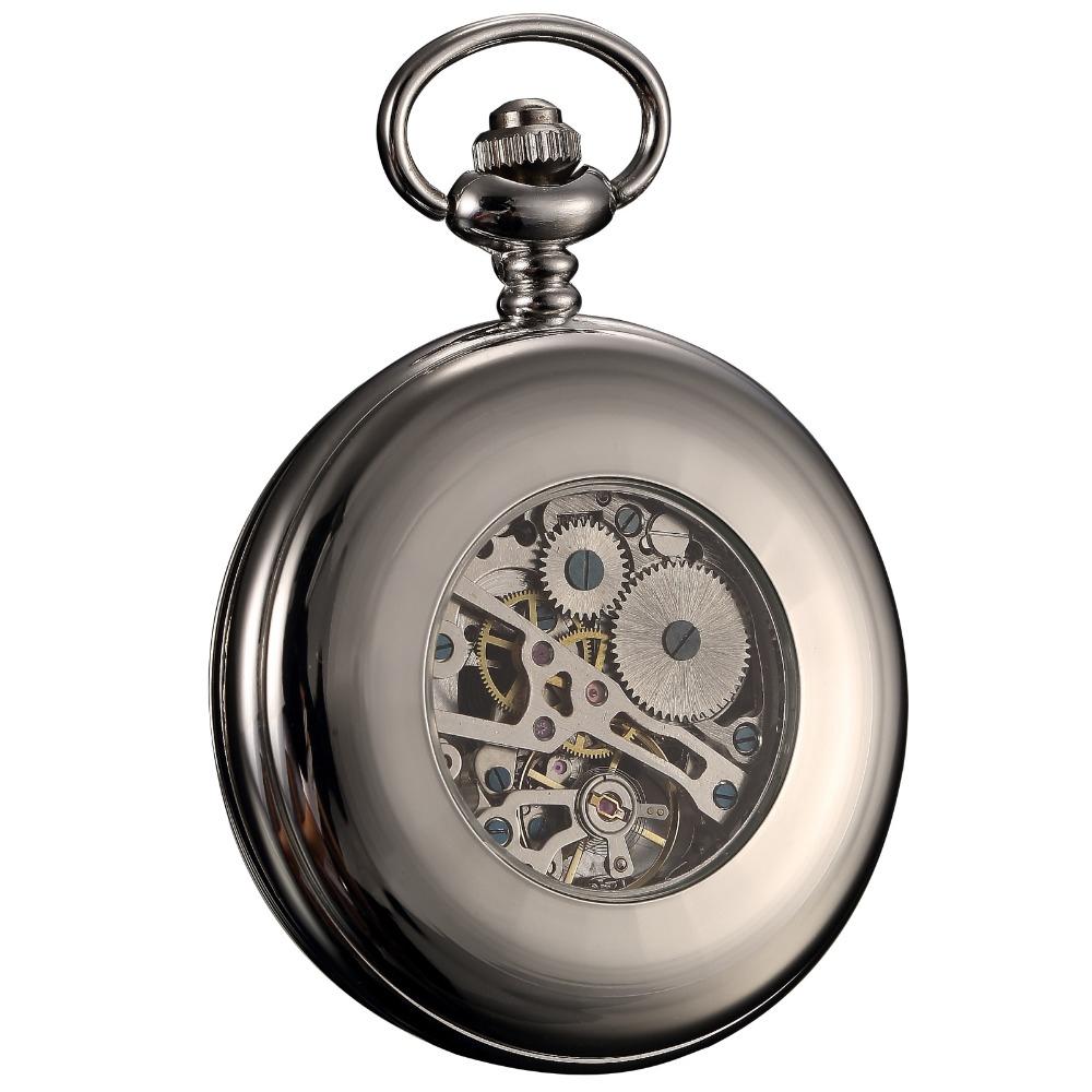 Mechanické kapesní hodinky v dárkovém balení · kapesní hodinky cibule zadní  strana e61ffae8cf