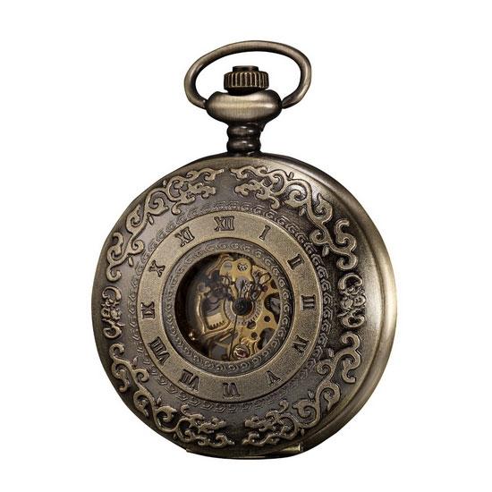 Mechanické kapesní hodinky v dárkovém balení · kapesní hodinky cibule FOTO2 934763ca56