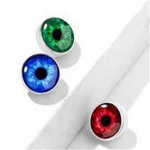 Microdermal piercing oko - ozdobná část 5 mm