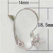 Náušnicové zapínání uzavřené - dámský patent