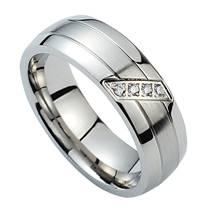 NSS1001 Dámský snubní prsten