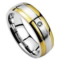 NSS1007 Dámský snubní prsten se zirkonem