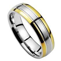NSS1007 Pánský snubní prsten