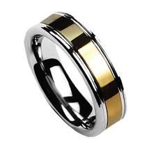 NWF1002 Pánský snubní prsten wolfram