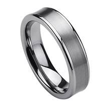 NWF1003 Pánský snubní prsten wolfram