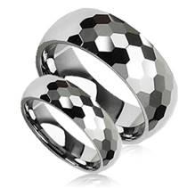 NWF1006 Pánský snubní prsten, šíře 8 mm