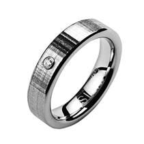 NWF1009 Dámský snubní prsten se zirkonem