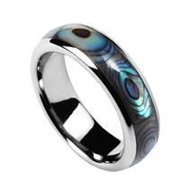 NWF1018 Dámský snubní prsten s perletí