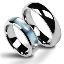 NWF1019 Dámský snubní prsten s perletí