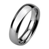 NWF1025 Pánský snubní prsten wolfram