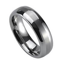 NWF1026 Dámský snubní prsten wolfram
