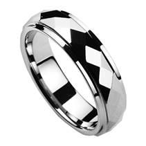 NWF1036 Pánský snubní prsten wolfram