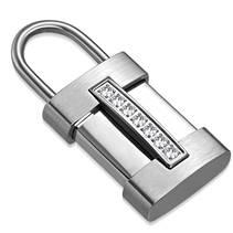 Ocelový přívěšek na klíče