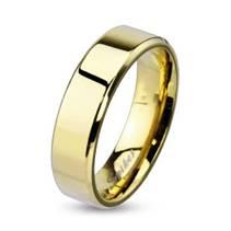 OPR0007 Pánský ocelový snubní prsten