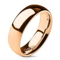 OPR001-6 Pánský ocelový snubní prsten