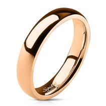 OPR0016-4 Dámský ocelový snubní prsten