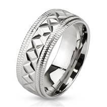 OPR1514 Pánský snubní prsten