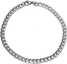 Pánský ocelový náramek, délka 21 cm